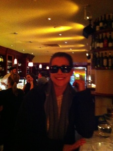 Lauren Gockley wearing JackEyes